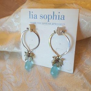 Lia sophia Earrings Rep. Sample